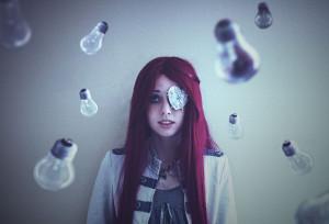 girl telekinesis