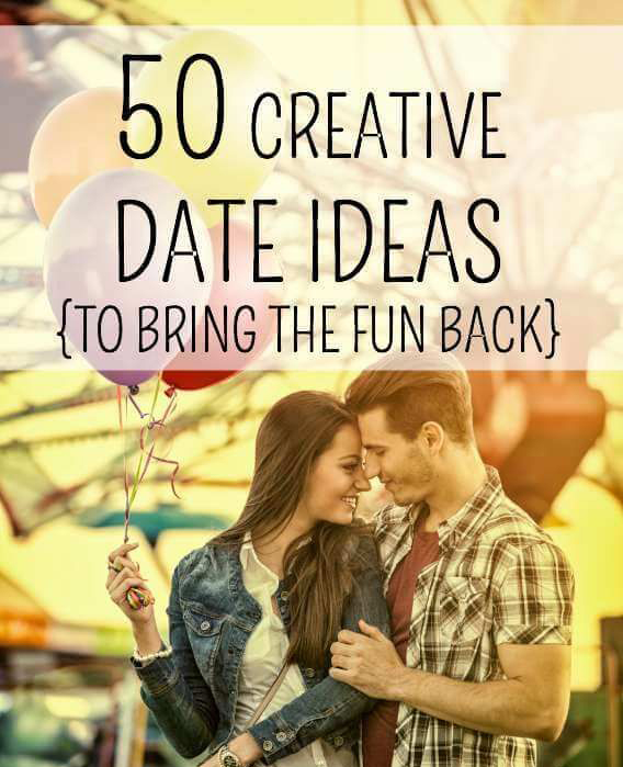 Create a Fun And Memorable Date