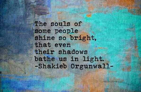 Soul Of A Good One Can Help Us See The Light