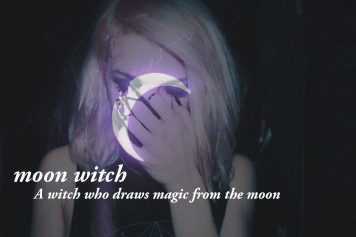 Ever Heard Of A Moon Witch?