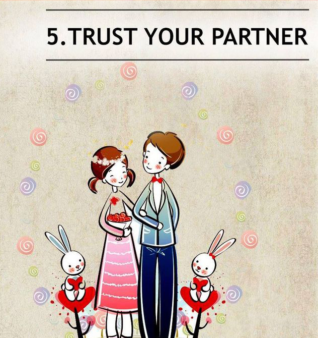 Trust Is The Very Foundation Of Relationships