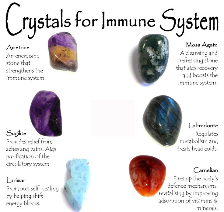 Crystals For a Healthier You
