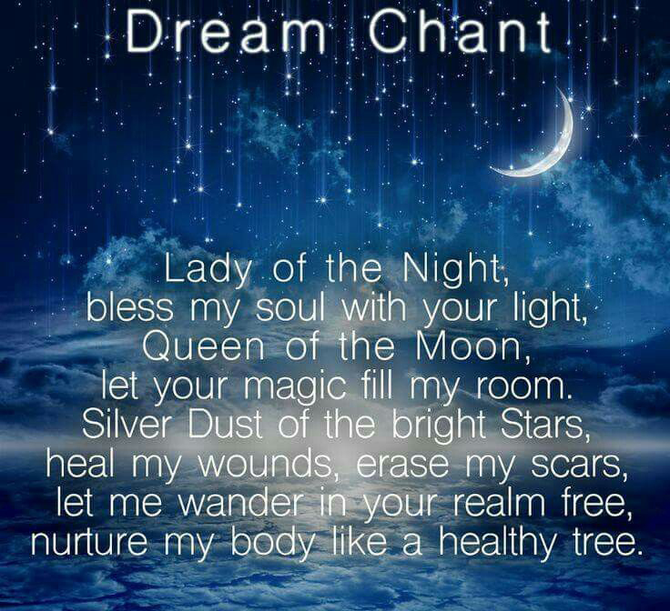Dream Chant That Works