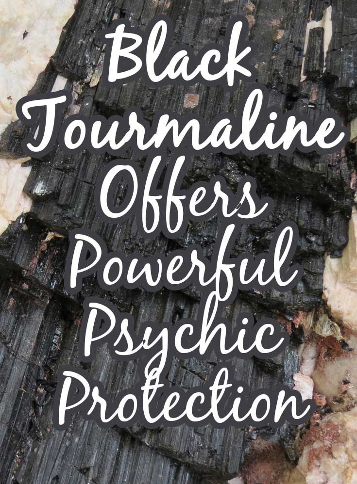 Tourmaline For Protection
