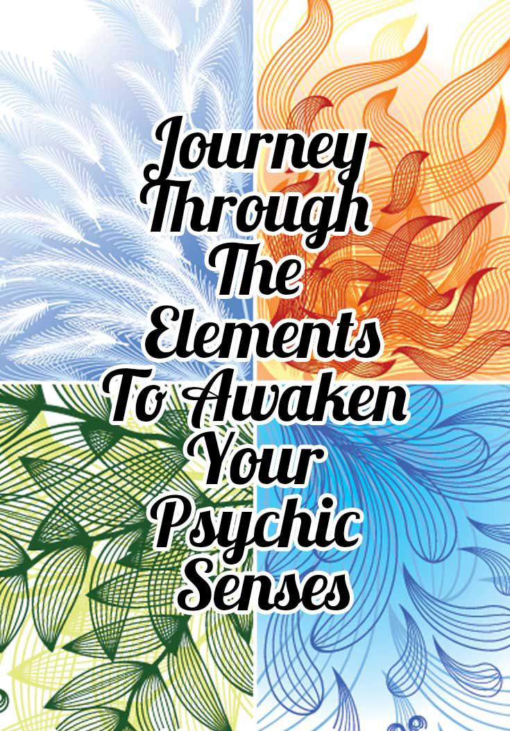 A Journey To Open A Psychic Senses