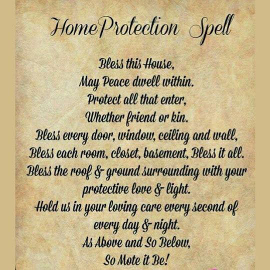 A Spell to Protect Your Loved One