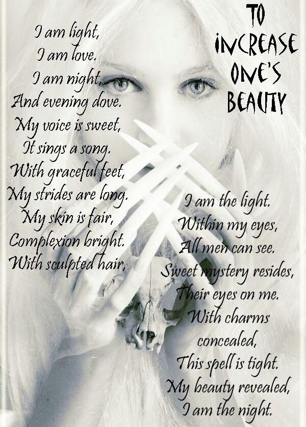Love Yourself: Beauty Spell