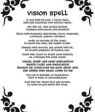 A Vision Spell To Make Relationships Work