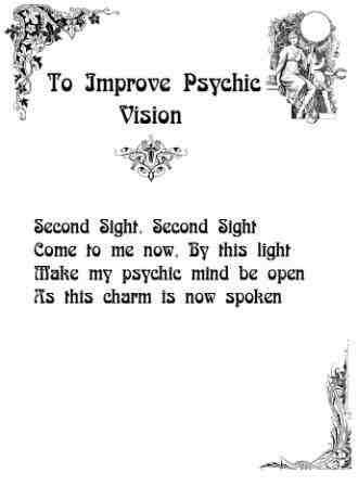 You Can Improve Your Psychic Vision