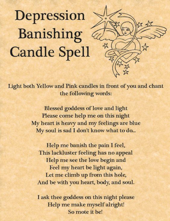 A Spell That Might Help You Achieve Peace of Mind