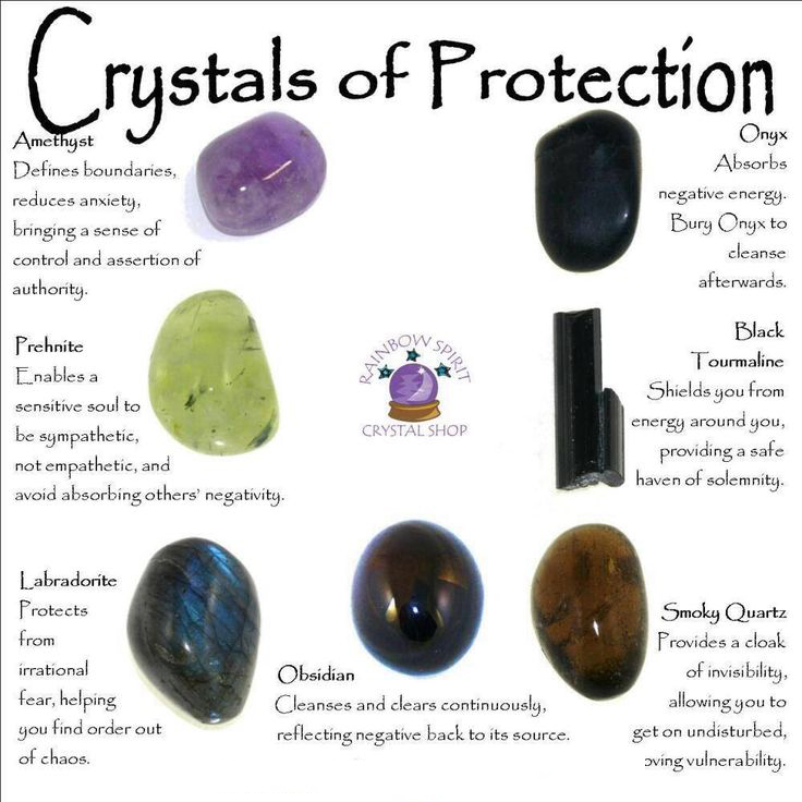 Crystals for Inner Peace