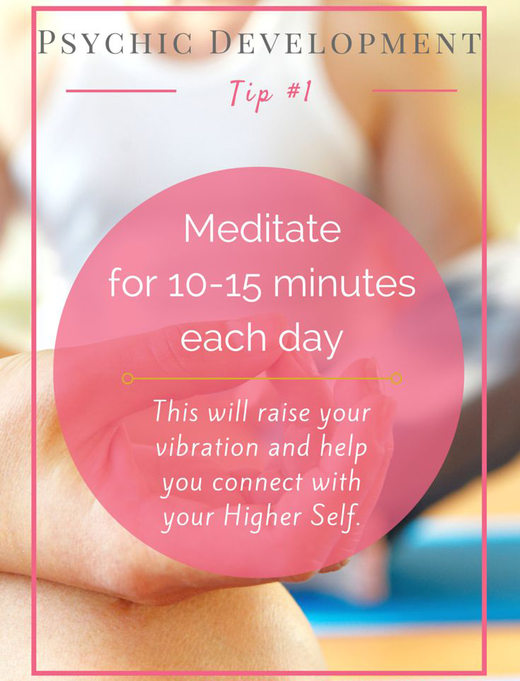 Meditation To Connect With Your Higher Self - Yes Psychic ...